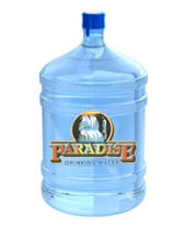 Purified 5 Gallon Bottled Water