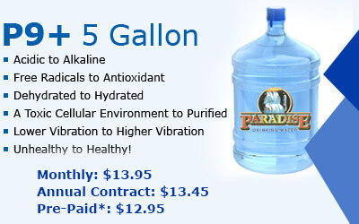 5 Gallon E2 Water Bottle